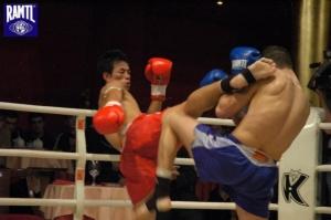Тайский бокс в мини группах и